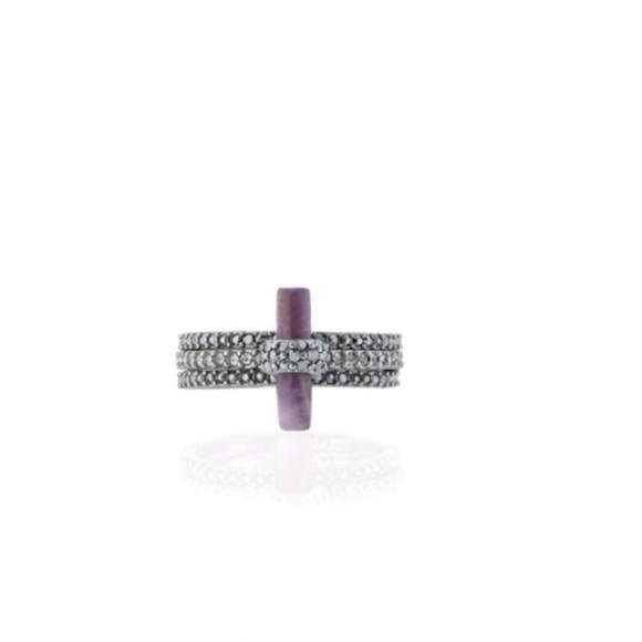 Chloe + Isabel Jewelry - Riverstone stackable ring